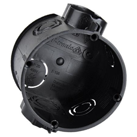 Schalterdose Ø 60 mm, 41 mm tief