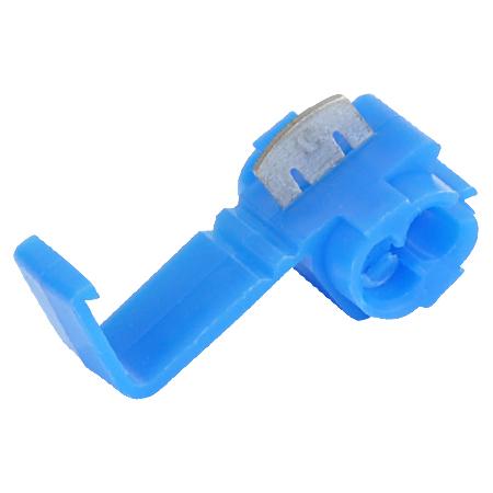 Schnellverbinder blau 1,5-2,5 mm²