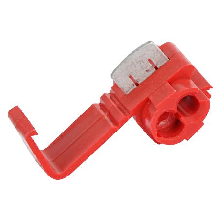 Schnellverbinder rot 0,5-1,5 mm²