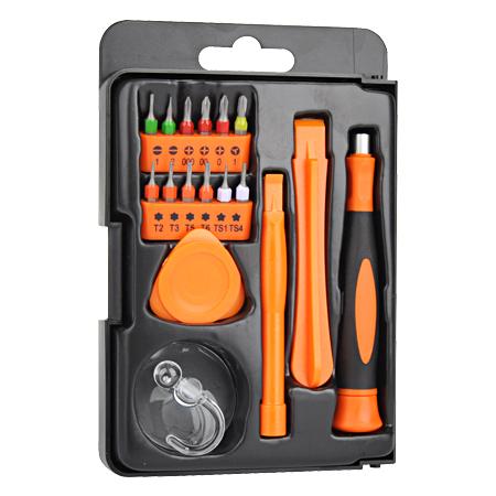 Smartphone Werkzeug Reparatur Set 17-teilig