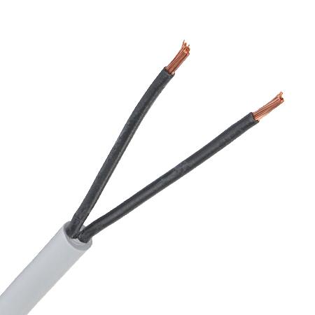 Steuerleitung Flex-OZ 2x0,75 mm² grau 100 m