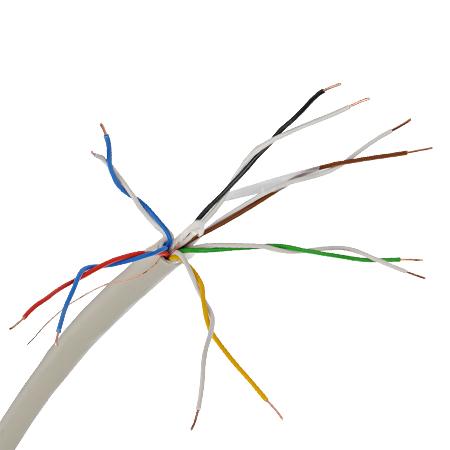 Telefonkabel J-Y(St)Y Telefonleitung 6x2x0,6