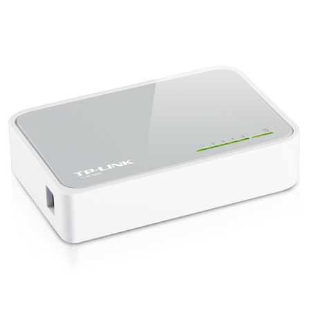 TP-Link 5-Port Fast Ethernet Desktop Switch
