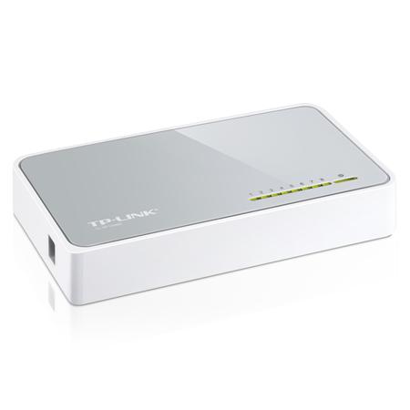 TP-Link 8-Port Fast Ethernet Desktop Switch