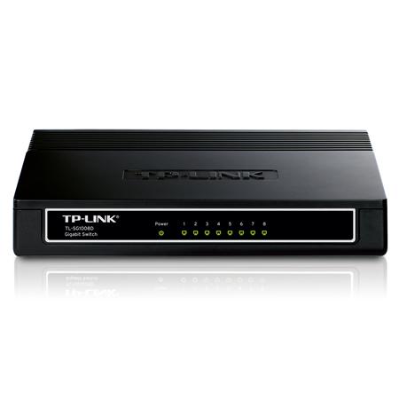 TP-Link 8-Port Gigabit Desktop Switch