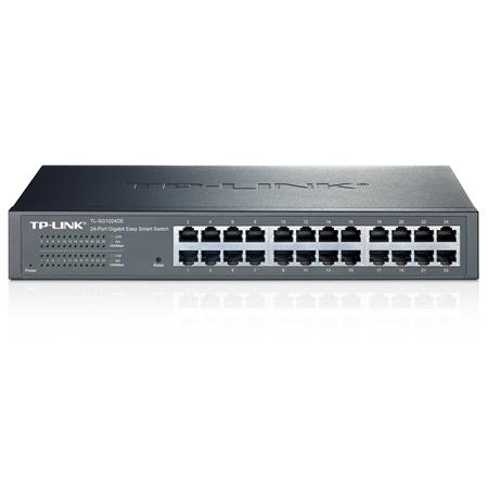 TP-Link 24-Port Gigabit Easy Smart Switch