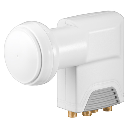 Universal Quad Switch LNB 4-fach