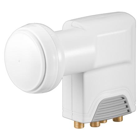 Universal Quad Switch LNB 4-fach