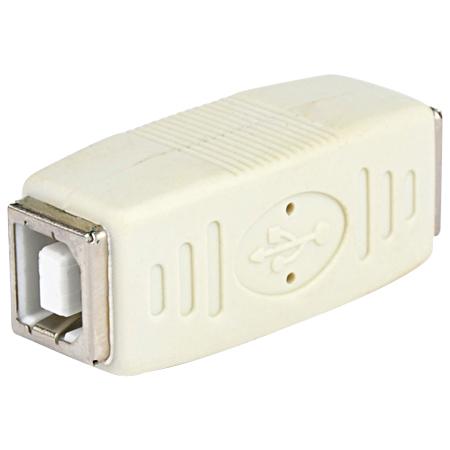 USB 2.0 Adapter B-Buchse - B-Buchse