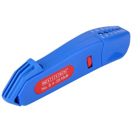 Weicon Kabelmesser S4-28 Multi mit Abisolierer