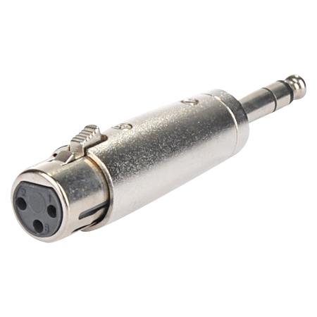 XLR-Kupplung - Stereo Stecker