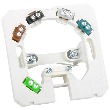 Herdanschlussdose Geräteanschlussdose Unterputz flach weiß