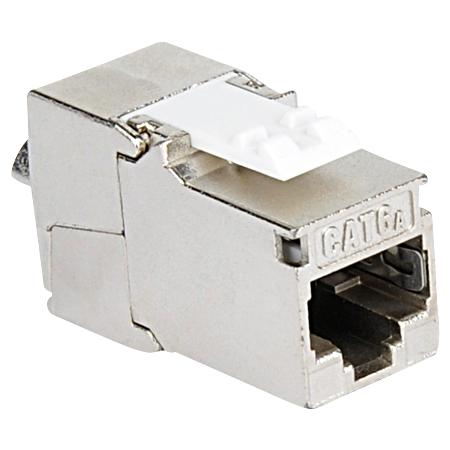 Keystone RJ45 Modul Slim Cat.6A 10 GBit/s