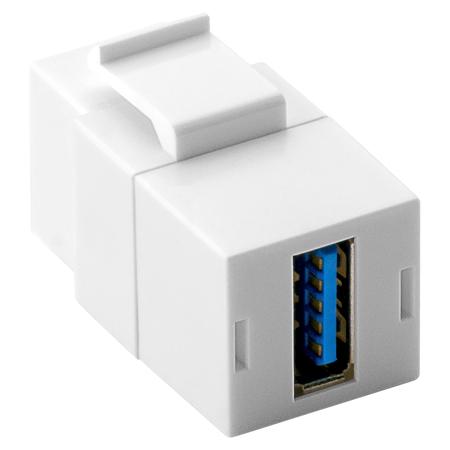 USB 3.0 Keystone Modul A-Buchse A-Buchse
