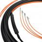 LWL Universalkabel U-DQ(ZN)BH OM3 LC/LC 4 Fasern