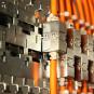 Montagepanel Halterung für 24 Kabelverbinder