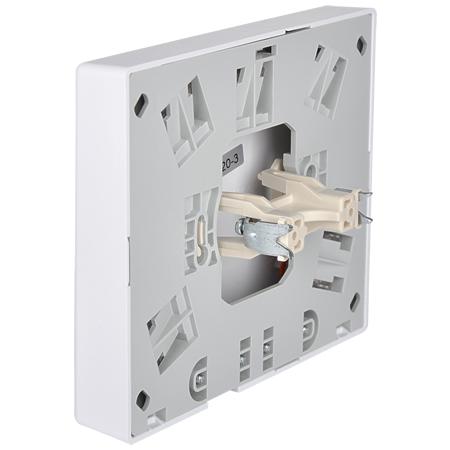 Merten Herdanschlussdose Geräteanschlussdose inkl. Klemmen AP/UP weiß