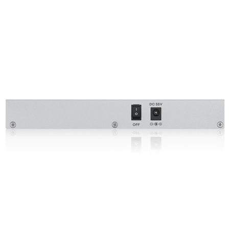 Zyxel 5-Port Gigabit PoE+ Switch